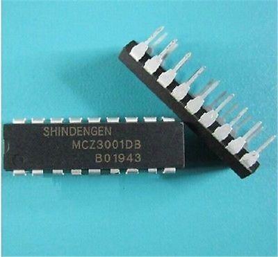 2pcs Shindengendip Socket Dip18 Mcz3001db Mcz3001 New Ic Cx