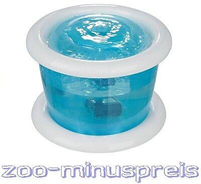 Hunde / Katzen Wasserautomat 3 Liter, regt das Trinken an, mit Aktivkohlefilter (Trinken Regt)
