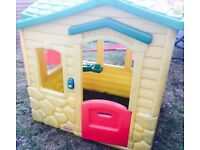 Little Tikes play house for sale