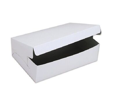Safepro 14x10x4-inch Cake Boxes 150-piece Case