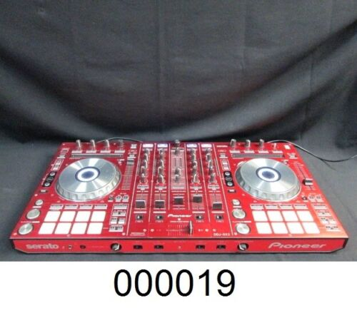 Pioneer DDJ-SX2-R Performance 4-Channel Serato DJ MIDI Controller
