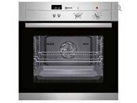 NEFF B44S32N5GB Electric Oven - Stainless Steel - Brand new