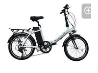 Electric Byocycle Chameleon LS Folding electric Bike