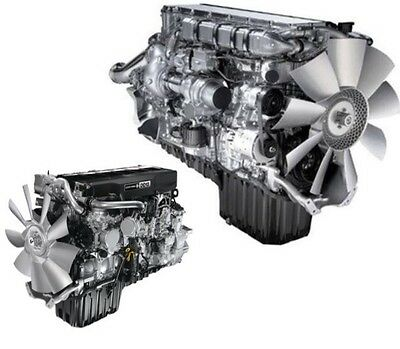 BEST Detroit Diesel DD13 DD15 DD16 EPA07/10 Engine Service Repair Manual On