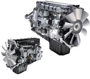 detroit diesel manual detroit diesel dd15 dd16 epa07 10 engine service repair manual on cd