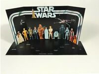 We buy any vintage Star Wars 1977 to 1988