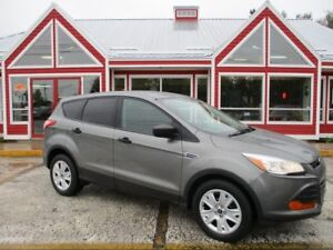 2014 Ford Escape S BACK UP CAMERA!! BLUETOOTH VOICE ASSIST MP3/U