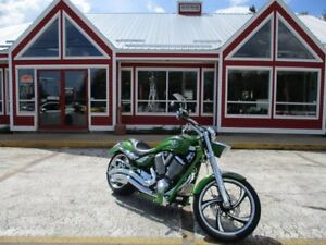 2009 VICTORY OTHER 106 CUBIC INCH!! TEAR DROP MIRRORS!! CRUISE!!
