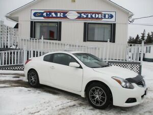 2013 Nissan Altima 2.5 S 2DR COUPE SUNROOF!! AUTOMATIC AIR CRUIS