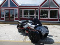 2015 Can-Am Spyder F3 S Moncton New Brunswick Preview