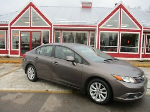 2012 Honda Civic EX SUNROOF!! AUTOMATIC!! AIR BLUETOOTH VOICE CO