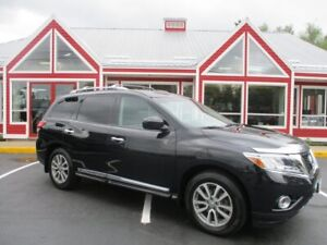 2016 Nissan Pathfinder SL BACK UP CAMERA HEATED LEATHER NAVIGATI