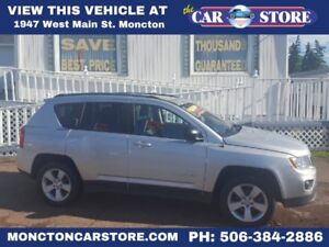 2011 Jeep Compass North AWD HTD SEATS AIR CRUISE ALLOYS!! BLUETO