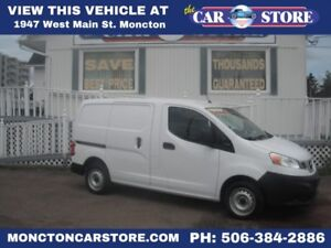 2013 Nissan NV200 THIS VAN IS IN MILES!! AIR PW!! READY TO GO TO