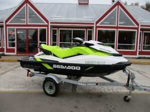 2016 SEA-DOO-BRP GTI 130 IBR BRAKING AND REVERSE!! ONLY 23 LOW H