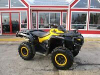 2013 Can-Am OUTLANDER XTP 800 HEATED GRIPS!! THUMB WARMERS!! LIG Moncton New Brunswick Preview