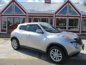 "2012 Nissan JUKE SV AWD! BLUETOOTH! CRUISE! 17""ALLOYS! PW PL PM!"