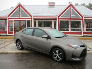 2017 Toyota Corolla LE SUNROOF ALLOYS!! BACK UP CAMERA HEATED SE