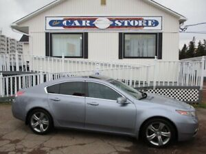 2012 Acura TL SH-AWD HEATED LEATHER SUNROOF!! BLUETOOTH VOICE AS