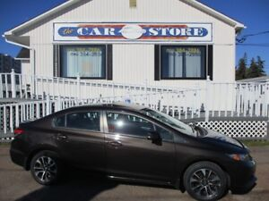 2013 Honda Civic LX SUNROOF HTD SEATS!! BLUETOOTH VOICE COMMAND