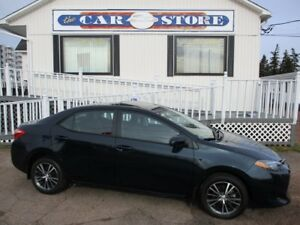 2017 Toyota Corolla LE SUNROOF BACK UP CAMERA HEATED SEATS!! ALL