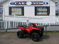 2016 HONDA RUBICON POWER STEERING!! AUTO/ESP!! 4X4 WITH DIFF LOC Moncton New Brunswick Preview