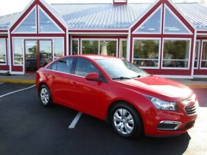 2015 Chevrolet Cruze 1LT AUTOMATIC!! BACK UP CAMERA!! BLUETOOTH
