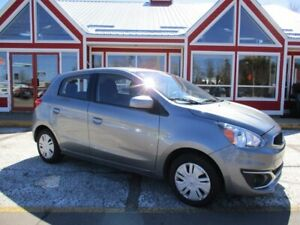 2017 Mitsubishi Mirage ESAUTOMATIC AC 5 DOOR HATCHBACK!! PW PL P