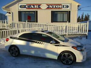 2015 Kia Forte Koup EX SUNROOF! HEATED SEATS!! BLUETOOTH VOICE A