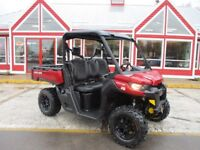 2016 CAN-AM DEFENDER XT HD10 Moncton New Brunswick Preview