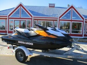 2012 SEA-DOO-BRP GTR 215 SUPERCHARGED!! ONLY 81 HOURS!! BRP BRAK