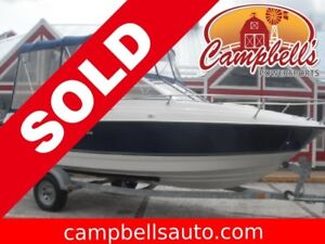 2011 BAYLINER DISCOVERY 192 4.3L ALPHA ONE UPGRADED MERCRUISER!!