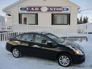 2013 Nissan Sentra SV SUNROOF AUTOMATIC HEATED SEATS!! BLUETOOTH