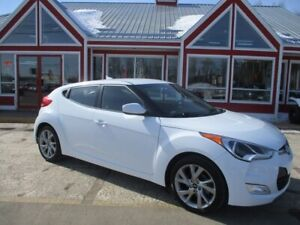 2017 Hyundai Veloster AUTOMATIC BLUETOOTH VOICE ASSIST MP3/USB!!