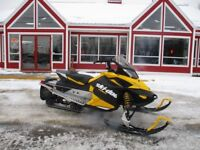 2012 SKI-DOO MXZ Moncton New Brunswick Preview