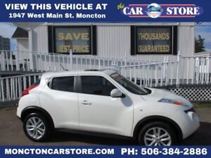 2013 Nissan JUKE SL SUNROOF NAV HTD LTHR BACK UP CAMERA!! BLUETO