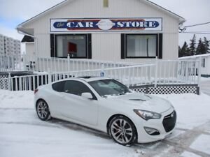 2013 Hyundai Genesis Coupe 3.8 Grand Touring SUNROOF HEATED LEAT