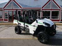 2016 KAWASAKI TERYX 4 DOORS!! FOX SHOCKS!! FRONT BUMPER!! BIGHOR Moncton New Brunswick Preview
