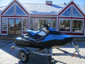 2016 SEA-DOO-BRP SPARK TRAILER NOT INCLUDED!! 90 HP!! STORAGE CO