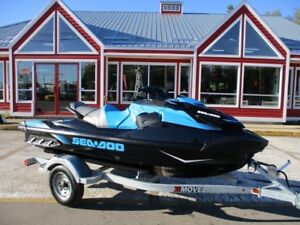 2018 SEA-DOO-BRP RXT 230 3 PASSANGER!! IBR!! RADIO WITH SPEAKERS