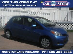 2012 Toyota Yaris  LE AUTOMATIC BLUETOOTH!! PL PM!!