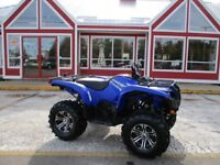 2014 YAMAHA GRIZZLY Moncton New Brunswick Preview
