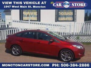 2014 Ford Focus SE PLUS!!ONLY 26,000 LOW LOW KM!! 5 SPEED GAS SA