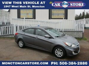 2013 Hyundai Accent GL HEATED SEATS AUTOMATIC!! AIR CRUISE PW PL