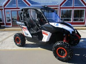 2014 Can-Am MAVERICK XRS 1000 WINDSHIELD!! ROOF!! MESH DOORS!! R