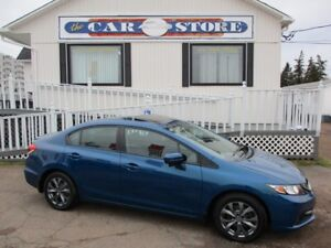 2014 Honda Civic EX SUNROOF BACK UP CAMERA!! 6 SPEED STANDARD!!!