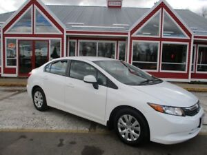 2012 Honda Civic LX YES AUTOMATIC YES AIR YES CRUISE!!! PW PL PM