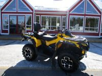 2016 Can-Am OUTLANDER MAX XT THIS UNIT IS IN MILES!! 2 UP!! WINC Moncton New Brunswick Preview