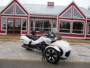 2016 Can-Am Spyder F3 T