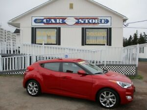 2017 Hyundai Veloster AUTOMATIC AIR CRUISE!! HEATED SEATS VOICE